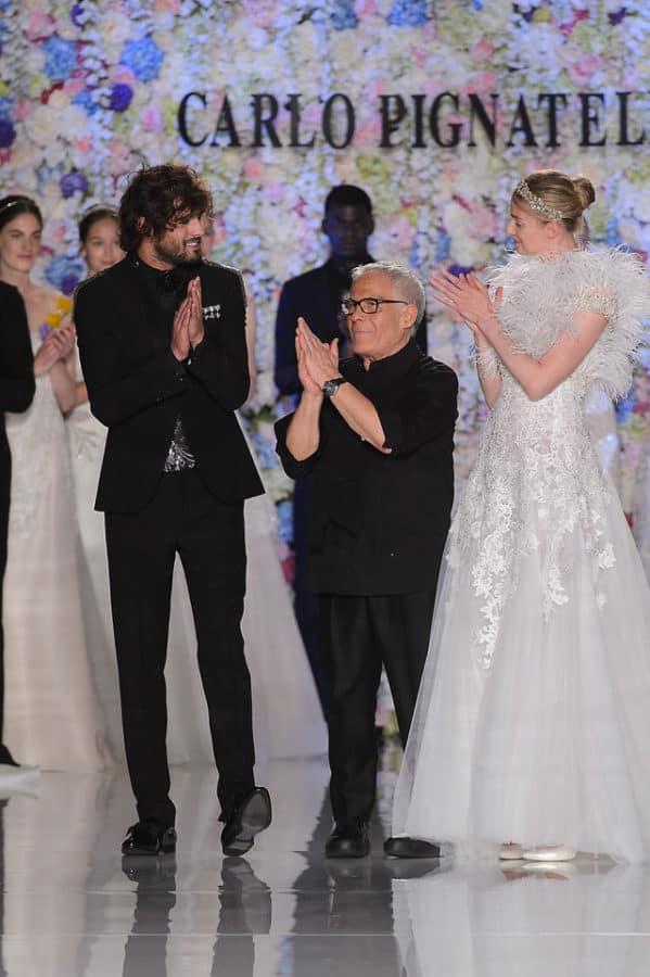 l'Haute Couture 2018 di Carlo Pignatelli