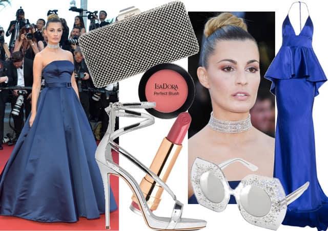 Sveva Alviti a Cannes
