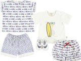 Filobio Fish & Stripes outfit