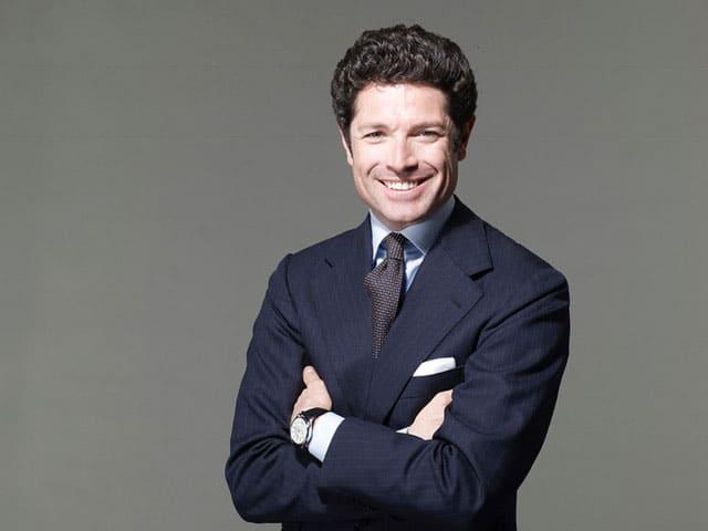 Matteo Marzotto credit Giovanni Gastel