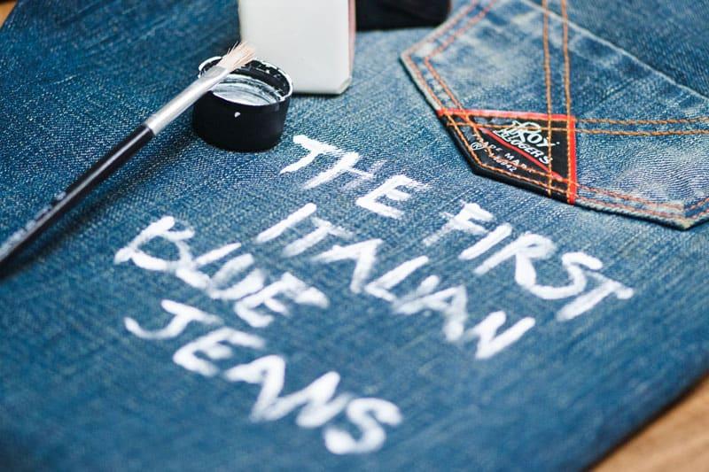 Roy Roger's jeans personalizzati