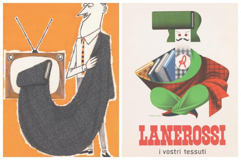 mostra 200 anni Lanerossi a Pitti