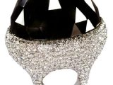 Spirit of de Grisogono con diamante nero