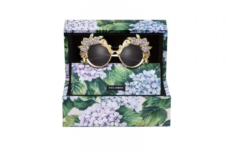 Dolce Gabbana Ortensia DG2187_02 13 _ with packaging