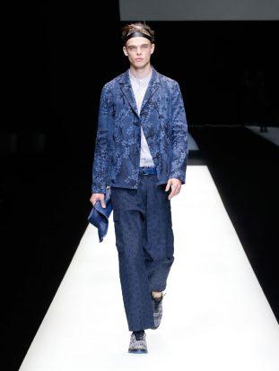 Emporio Armani Menswear SS18 3