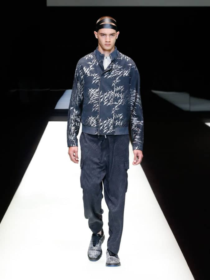 Emporio Armani Menswear SS18 4