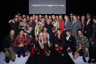 Emporio Armani Milano Moda Uomo SS18