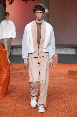 Ermenegildo Zegna Milano Moda Uomo PE 2018 - 01