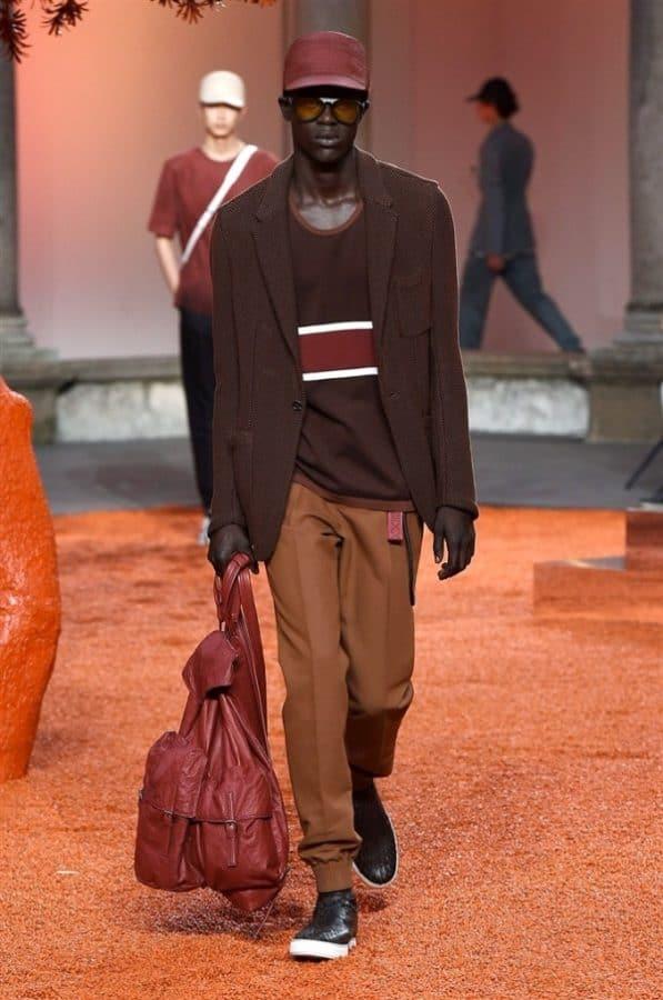 Ermenegildo Zegna Milano Moda Uomo PE 2018 - 12