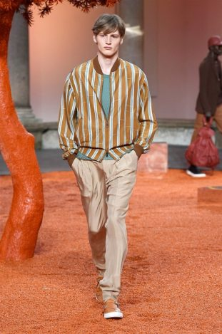 Ermenegildo Zegna Milano Moda Uomo PE 2018 - 15