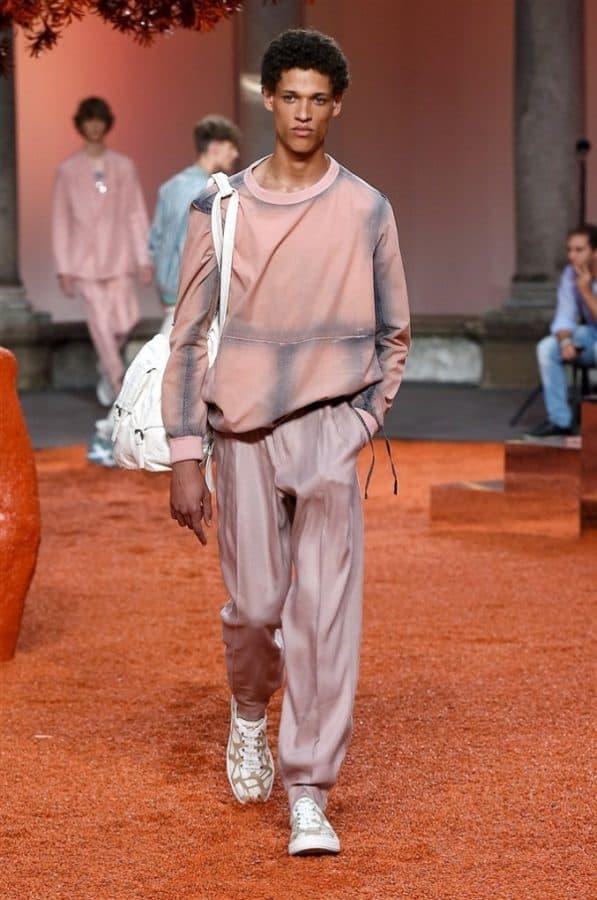 Ermenegildo Zegna Milano Moda Uomo PE 2018 - 21