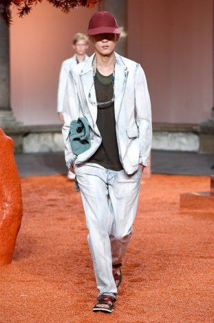 Ermenegildo Zegna Milano Moda Uomo PE 2018 - 23