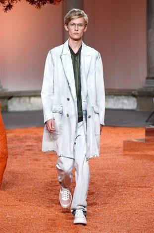 Ermenegildo Zegna Milano Moda Uomo PE 2018 - 24