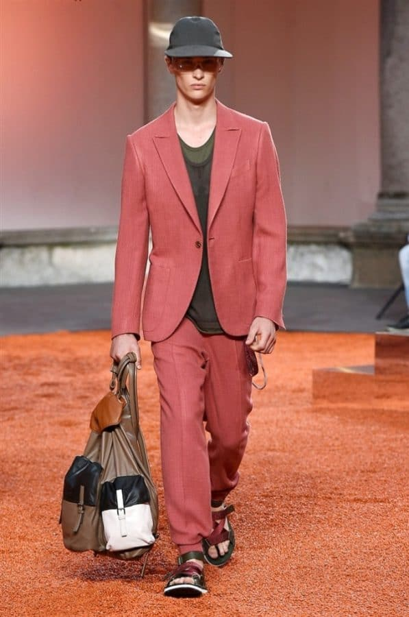 Ermenegildo Zegna Milano Moda Uomo PE 2018 - 25