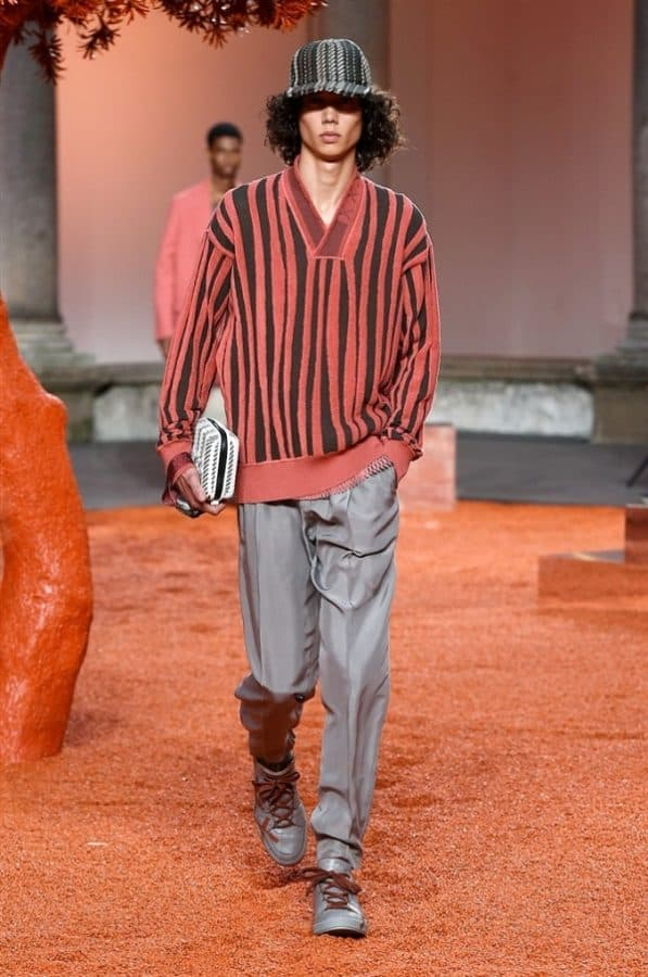 Ermenegildo Zegna Milano Moda Uomo PE 2018 - 27