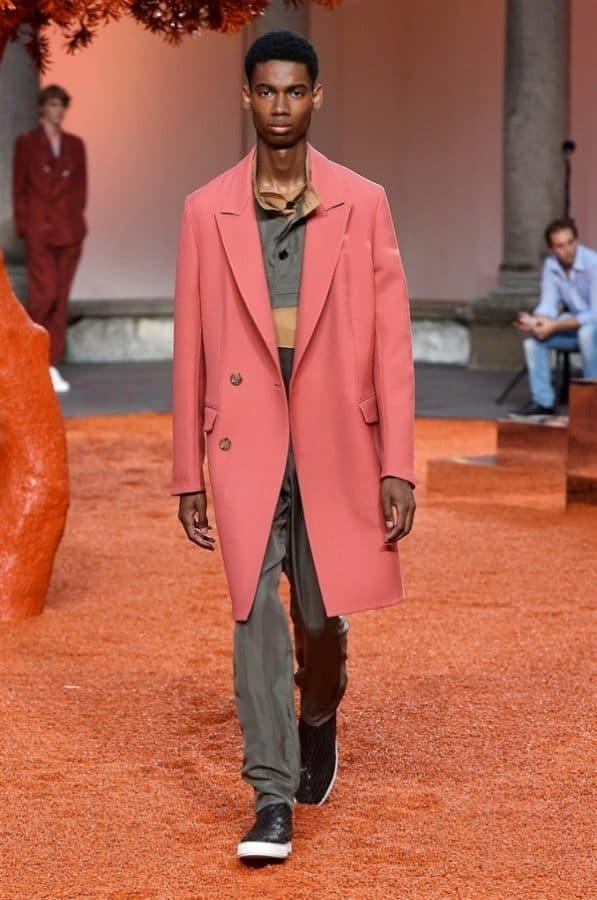 Ermenegildo Zegna Milano Moda Uomo PE 2018 - 28