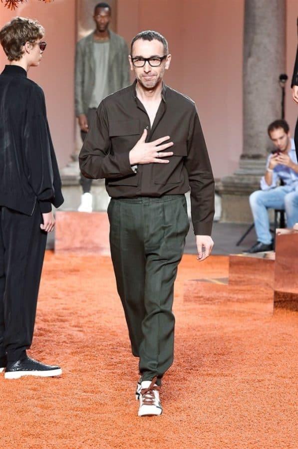 Ermenegildo Zegna Milano Moda Uomo PE 2018 - 46