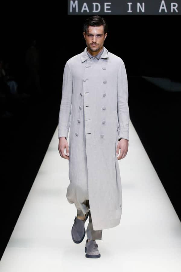 Giorgio Armani Moda uomo SS18_01