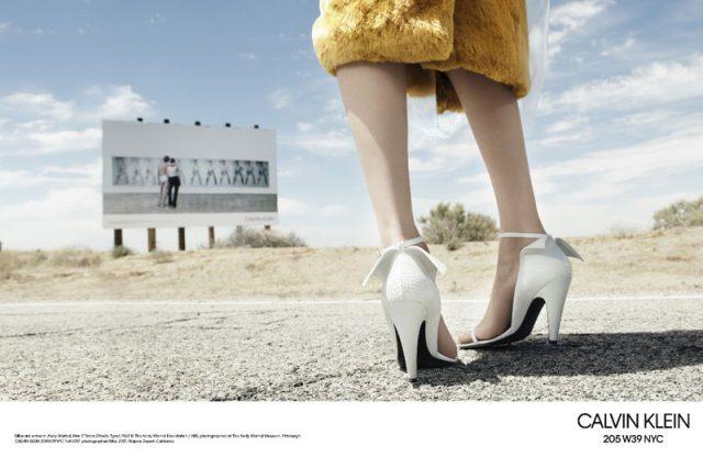Calvin Klein, Inc arriva l'adv globale A/I 17 CALVIN KLEIN 205W39NYC