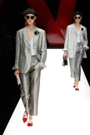 Giorgio Armani Womenswear SS18_#04