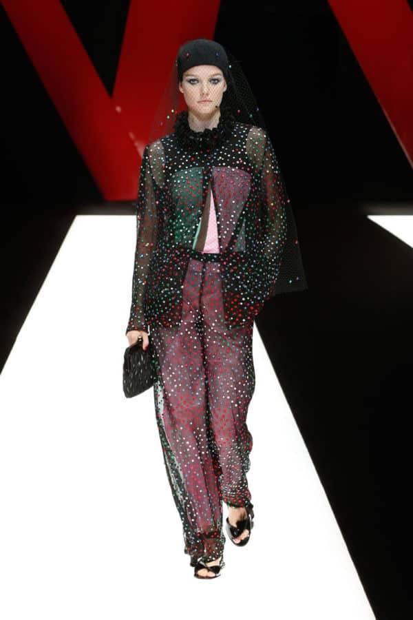 Giorgio Armani Womenswear SS18_#07