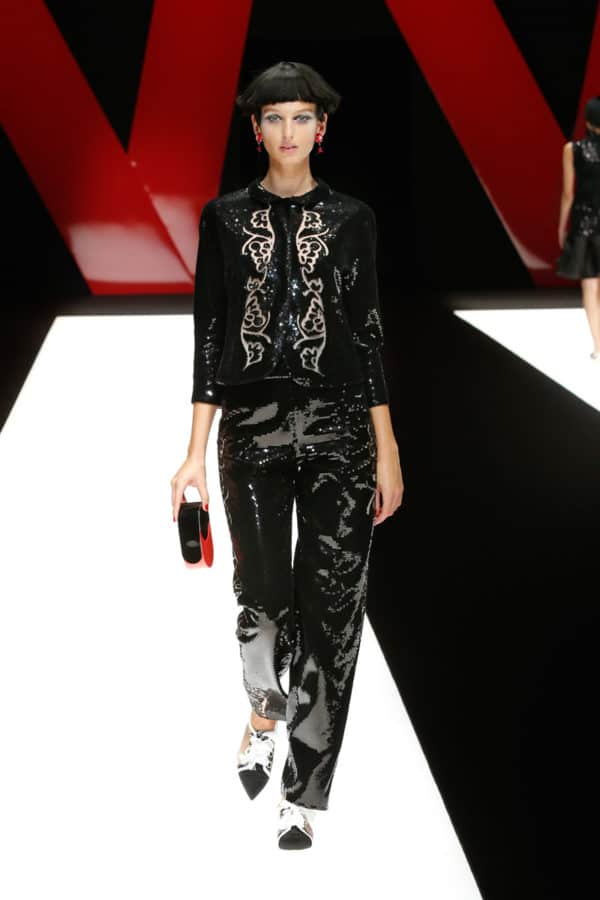 Giorgio Armani Womenswear SS18_#08