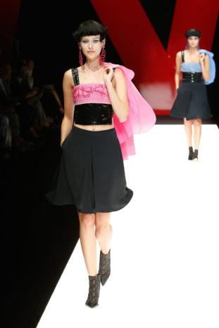 Giorgio Armani Womenswear SS18_#11