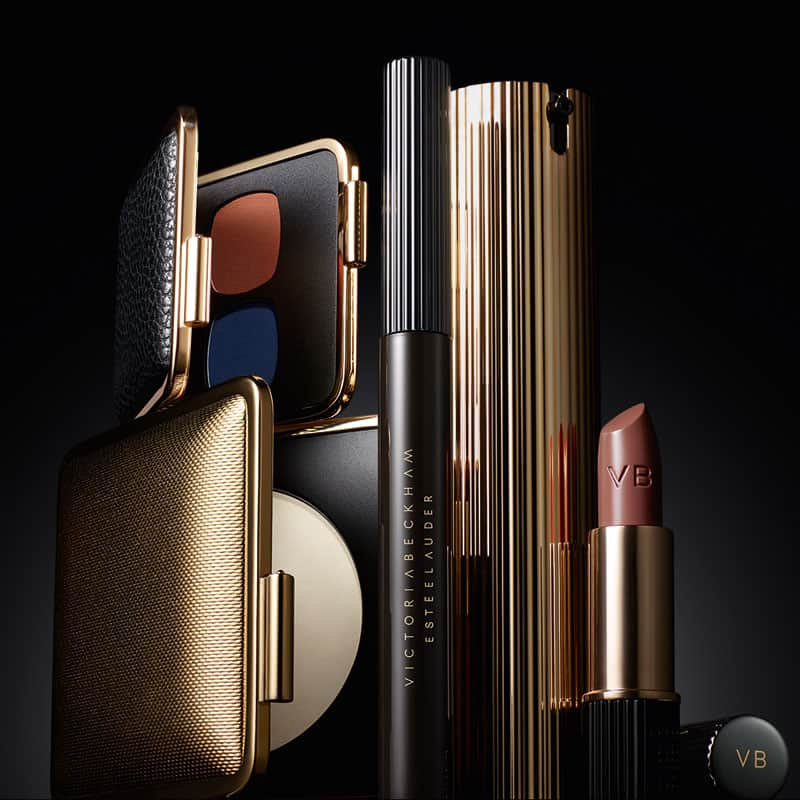 il make up di Victoria Beckham