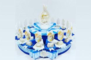 torta bomboniera ragazzo prima comunione