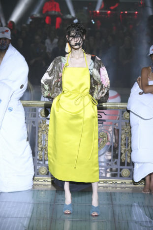 SS18 - Andreas Kronthaler for Vivienne Westwood