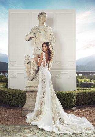 Belen Rodriguez abito da sposa Alessandro Angelozzi 04