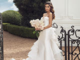 Belen Rodriguez abito da sposa Alessandro Angelozzi 05