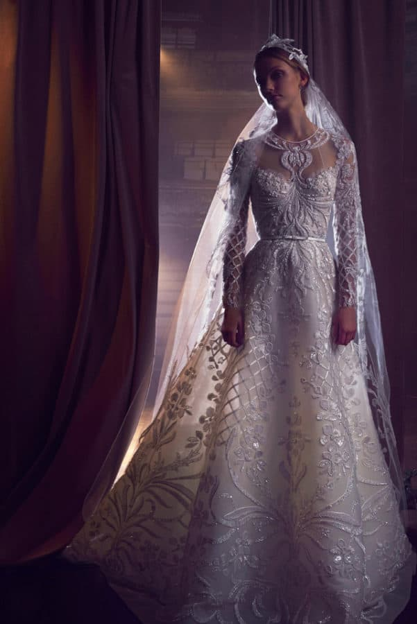 Elie Saab - Bridal fall 2018