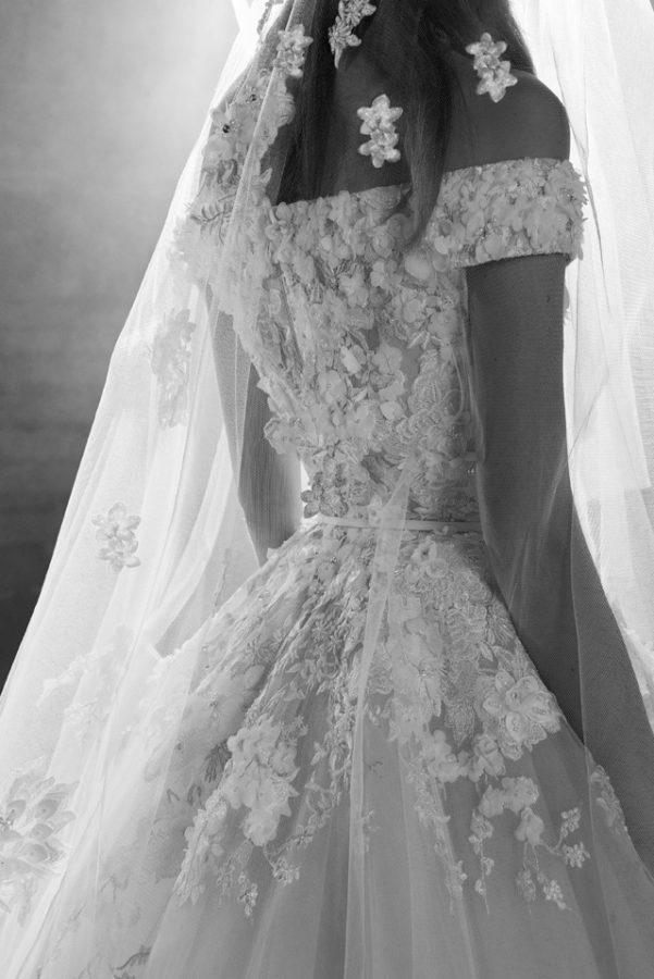 Elie Saab - Bridal fall 2018