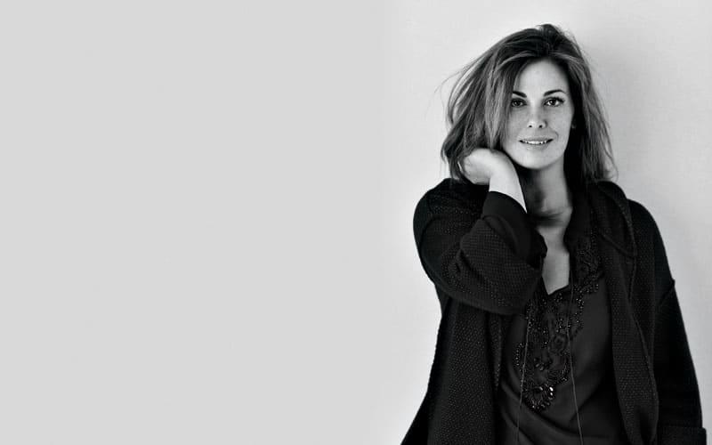 Vanessa Incontrada stilista per Elena Mirò