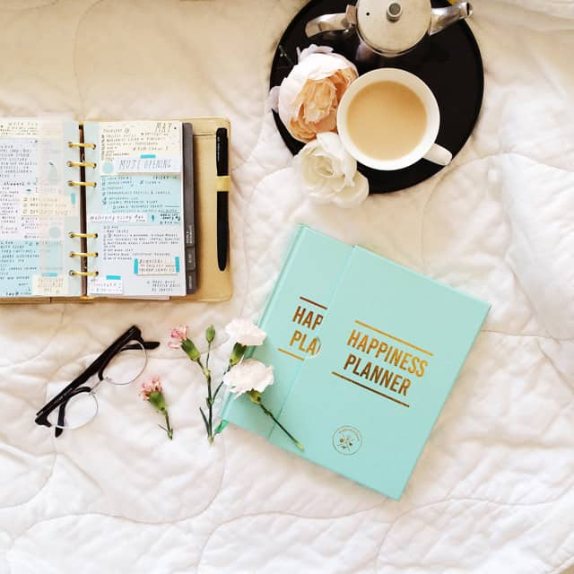 THE HAPPINESS PLANNER,