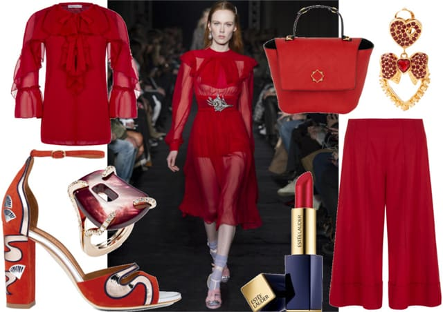 Trend rosso