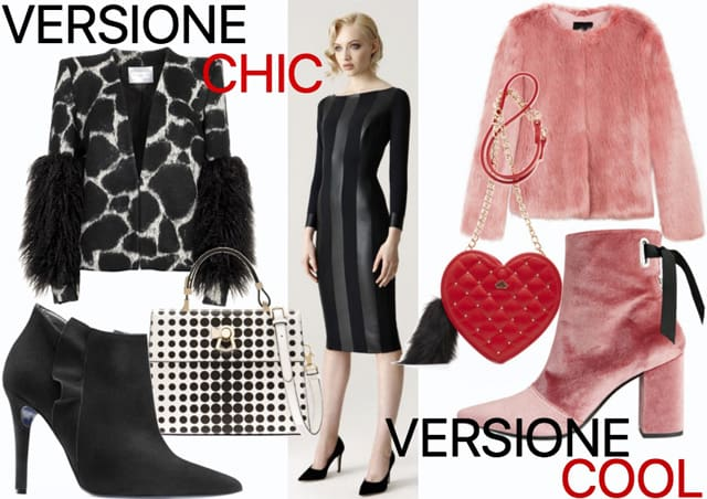 hot sale online 060e7 aef34 I due volti del tubino nero : casual o chic? - SFILATE