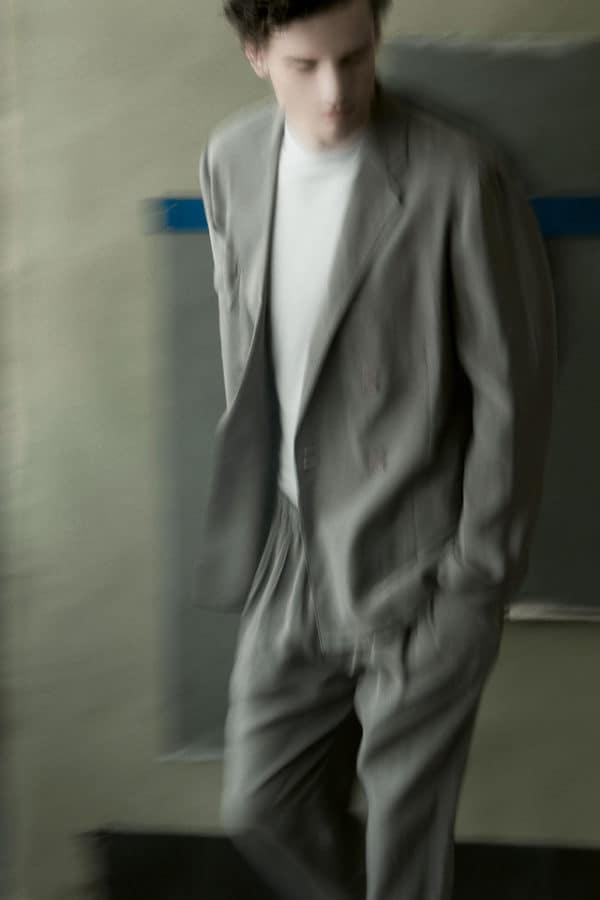 Giorgio Armani - campagna adv - ss2018
