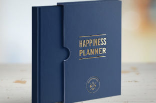 THE HAPPINESS PLANNER, 2018