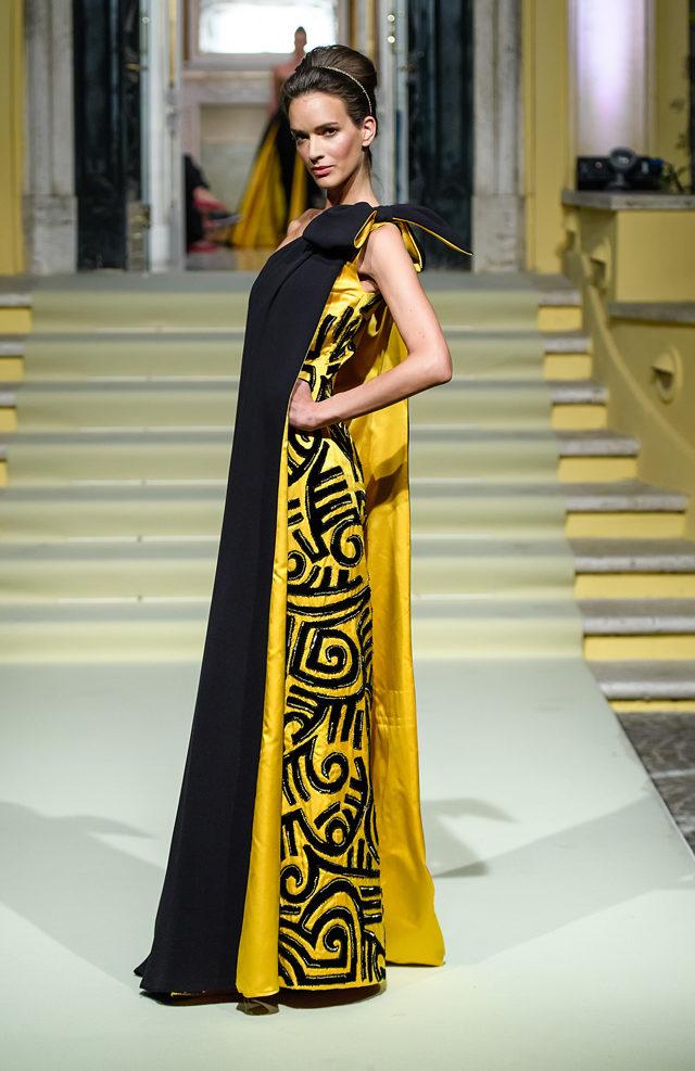 Balestra sfila a Dubai