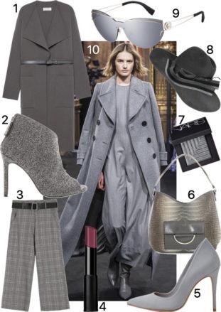 Vestirsi in grigio
