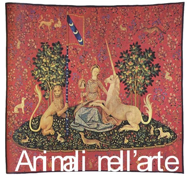 «Animali nell'arte. Dal mito alla realtà»