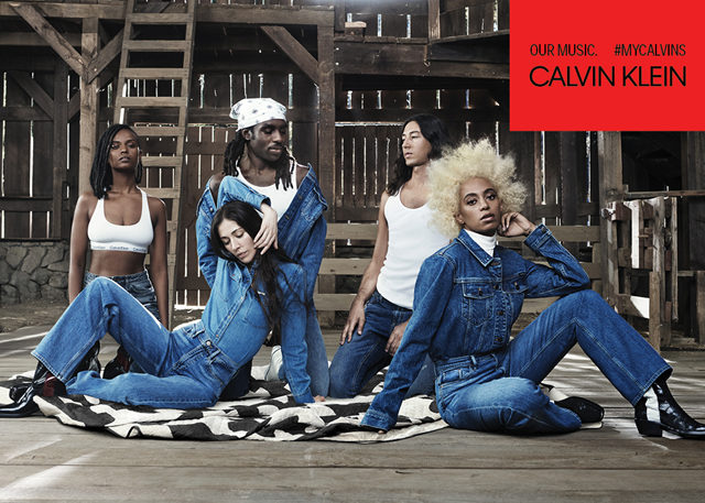 """""""Our Family. #MYCALVINS."""""""