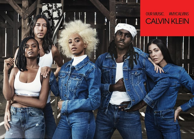 """Our Family. #MYCALVINS."""