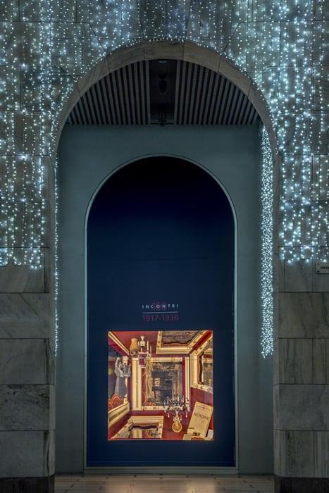 Le vetrine di Natale de La Rinascente