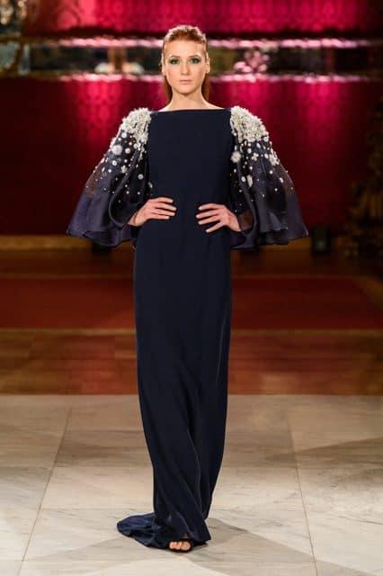 Renato Balestra - Sfilata alta moda roma