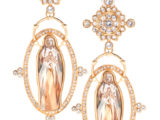 "FIONA SWAROVSKI PRESENTA LA CAPSULE COLLECTION ""VIRGIN MARY"""