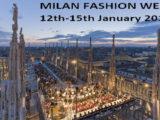 Un calendario ricco di eventi per Milano Moda Uomo