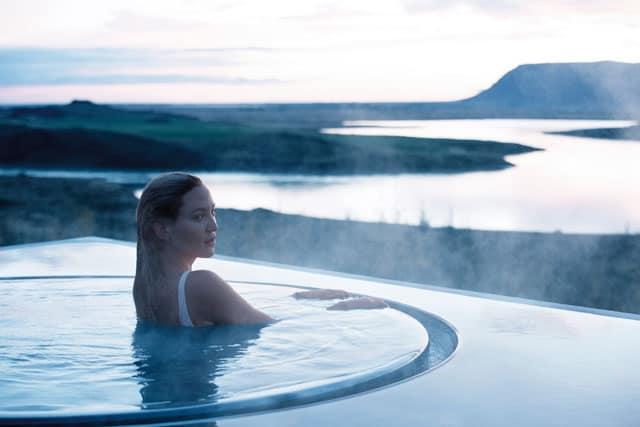 Kate Hudson per La Mer